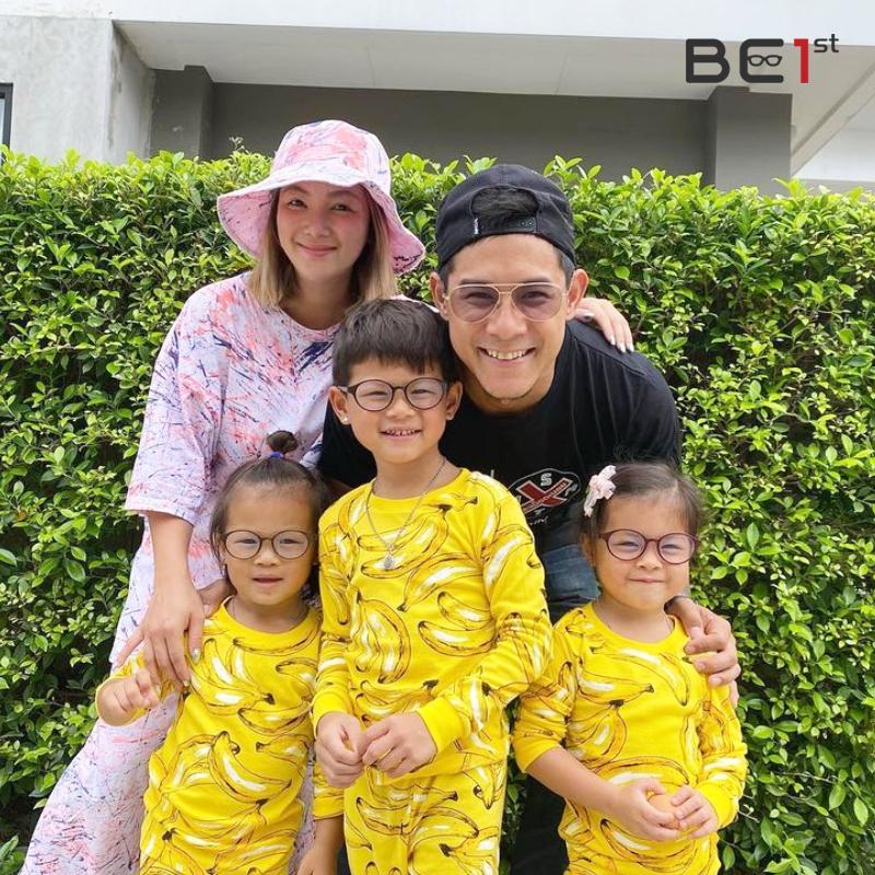 แว่นตาเด็กผู้ใหญ่ Be1st - First Clinic