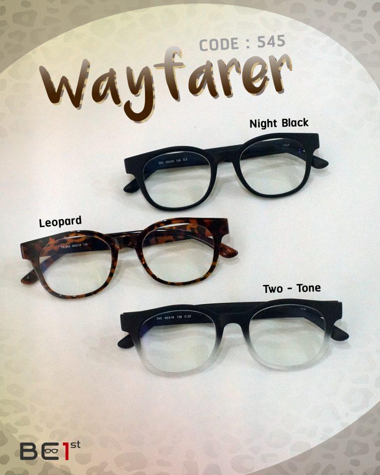 แว่นตากรองแสงสีฟ้า Be1st โดยจักษุแพทย์ - First Clinic