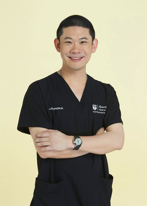 Doctor at First Clinic - First Clinic